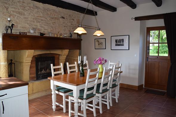 Boussagou Gites Dordogne Lot Fermes Logement Location De Vacances